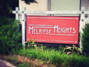 Our New Neighborhood