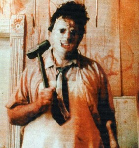 Leatherface: a disfigured dismemberer