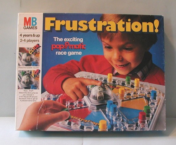 game of frustration