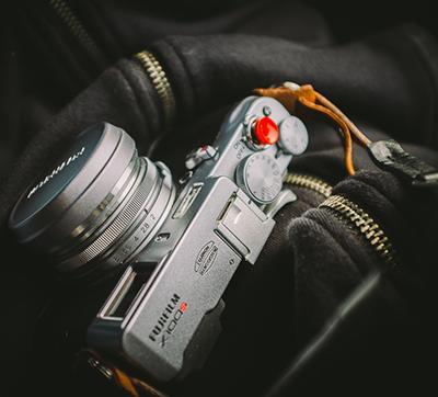 Spiritual Selfie: camera